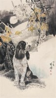 动物 立轴 纸本 - 方楚雄 - 中国书画(下) - 2010瑞秋艺术品拍卖会 -中国收藏网
