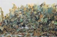 洪凌 2006年作 翠光 - 洪凌 - 西画雕塑(上) - 2006夏季大型艺术品拍卖会 -收藏网