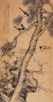 喜鹊三友图 - 123404 - 中国书画古代作品 - 2006春季大型艺术品拍卖会 -收藏网