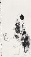 长恨歌诗意 镜片 设色纸本 - 王西京 - 中国书画 - 2010秋季艺术品拍卖会 -收藏网
