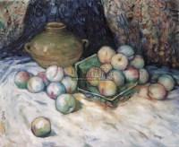 青涩的滋味 布面  油画 - 胡善余 - 华人西画 - 2006年度大型经典艺术品拍卖会 -收藏网