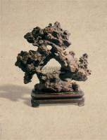 月到中秋 -  - 文房清玩 首届历代供石专场 - 2008年秋季艺术品拍卖会 -中国收藏网