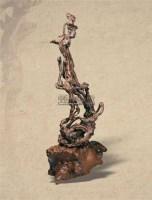 灵空奇幻 -  - 文房清玩 首届历代供石专场 - 2008年秋季艺术品拍卖会 -中国收藏网