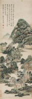 王原祁 山水 立轴 - 116546 - 中国书画、油画 - 2006艺术精品拍卖会 -收藏网