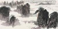 山水 镜片 纸本 - 程大利 - 中国书画(下) - 2010瑞秋艺术品拍卖会 -收藏网