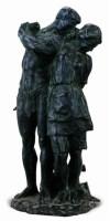 张充仁  恋爱与责任 - 张充仁 - 当代中国雕塑专场 - 2008年秋季艺术品拍卖会 -收藏网