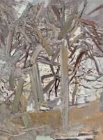 王克举 树 布面油画 - 140833 - (西画)当代艺术专题 - 2006年秋季精品拍卖会 -收藏网
