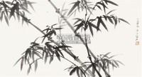 竹子 立轴 纸本 - 白雪石 - 中国书画 - 2010秋季艺术品拍卖会 -中国收藏网