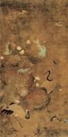 赤壁 设色纸轴 - 王一亭 - 古代作品专场 - 2005秋季大型艺术品拍卖会 -中国收藏网