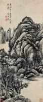 張宗蒼(1686~1756)    空山草閣圖 -  - 中国书画古代作品 - 2006春季大型艺术品拍卖会 -收藏网