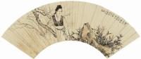 吴光宇(1908~1970) 仕女图 - 吴光宇 - 中国书画近现代名家作品专场 - 2008年秋季艺术品拍卖会 -收藏网