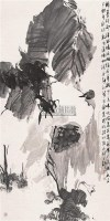 花鸟 镜心 水墨纸本 - 130558 - 中国书画 - 2006秋季书画艺术品拍卖会 -中国收藏网
