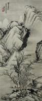 雪后垂钓 - 袁松年 - 2010上海宏大秋季中国书画拍卖会 - 2010上海宏大秋季中国书画拍卖会 -收藏网