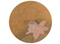 荷花蜻蜓团扇面 镜心 设色纸本 - 江宏伟 - 中国书画(二) - 2006春季拍卖会 -收藏网