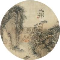 海天旭日 团扇镜心 绢本 -  - 中国书画 - 2010秋季艺术品拍卖会 -收藏网