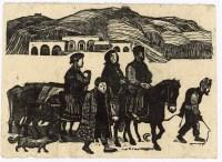 逃亡地主又回来 - 133195 - 油画 - 2010年秋季拍卖会 -收藏网