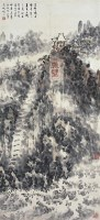 吴 蓬      赤壁怀古 - 吴蓬 - 中国书画  - 2010浦江中国书画节浙江中财书画拍卖会 -收藏网