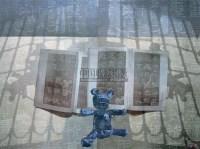 和书法有关的影子系列 版画 -  - 油画专场  - 2010秋季艺术品拍卖会 -收藏网