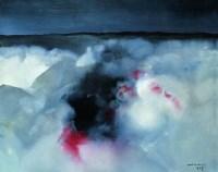罗发辉  云雨 - 罗发辉 - 名家西画 当代艺术专场 - 2008年秋季艺术品拍卖会 -收藏网