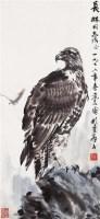 鹰 - 黄胄 - 西泠印社部分社员作品 - 2006春季大型艺术品拍卖会 -收藏网