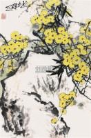 兰花 镜片 纸本 -  - 中国书画(上) - 2010瑞秋艺术品拍卖会 -收藏网