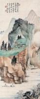 秋风归棹 镜心 设色纸本 - 胡若思 - 名家书画·油画专场 - 2006夏季书画艺术品拍卖会 -收藏网