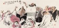 醉仙图 软片 - 王西京 - 中国书画 - 2011年春季艺术品拍卖会 -收藏网