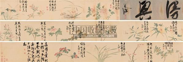 古代书画专场 - 2008春季艺术品拍卖会图片
