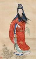佚名 佛像 -  - 中国书画专场 - 2009春季拍卖会 -中国收藏网