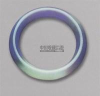 天然紫翡翠手镯 -  - 珠宝翡翠 - 2010年春季拍卖会 -收藏网