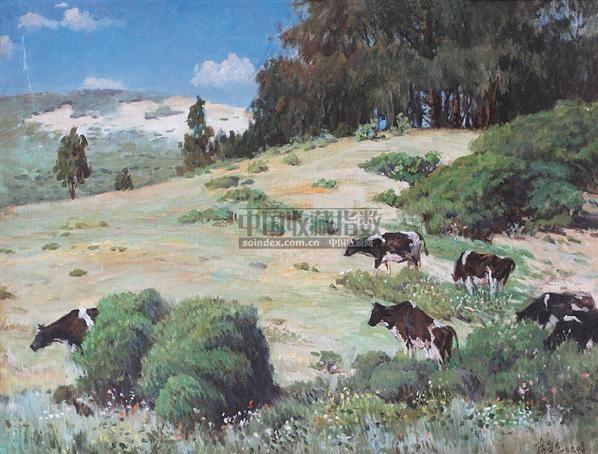 浅析中国当代西部风景油画的艺术特征