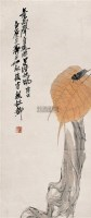 齐子如 秋叶鸣蝉 立轴 - 140649 - 《四妙堂》藏中国近现代书画 - 2007年秋季艺术品拍卖会 -收藏网