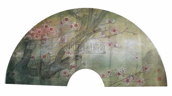佚名 工笔花卉 -  - 中国书画 - 浙江方圆2010秋季书画拍卖会 -收藏网