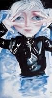 光之池NO.1 布面 油画 - 140043 - 名家西画 当代艺术专场 - 2008年春季拍卖会 -收藏网