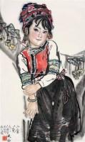 小金花 立轴 - 115997 - 中国书画 - 2008春季拍卖会 -收藏网