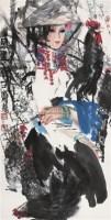 凤莲图 - 10469 - 中国书画二 - 2010春季大型艺术品拍卖会 -收藏网