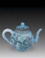 铜胎画珐琅壶 -  - 瓷器玉器工艺品 - 2005青岛夏季艺术品拍卖会 -中国收藏网