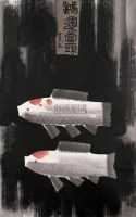 鸿运当头 镜心 设色纸本 - 韩书力 - 近现代书画 - 2007秋季中国书画名家精品拍卖会 -收藏网