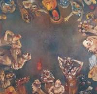 环 布面 油画 - 夏小万 - 中国当代艺术 - 2006秋季拍卖会 -收藏网