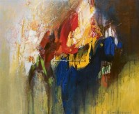 生机印象 布面 油画 - 王衍成 - 油画雕塑 - 2006秋季艺术精品拍卖会 -收藏网