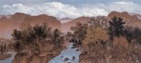 此山更比那山高 布面 丙烯 - 高惠君 - 中国当代艺术 - 2006秋季拍卖会 -收藏网