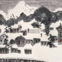 徐希 瑞雪图 - 119126 - 中国书画 - 2006年中国艺术品春季拍卖会 -收藏网