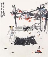 人物 纸本设色 - 孙晓东 - 中国书画 - 2011春季艺术品拍卖会 -收藏网