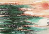 三春晖 镜框 设色纸本 - 2605 - 中国书画 - 2011秋季艺术品拍卖会 -收藏网