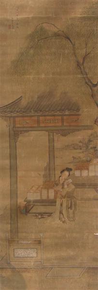 人物 -  - 书画专场 - 2008年春季拍卖会 -中国收藏网