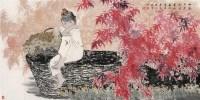 山花 镜心 设色纸本 - 5448 - 中国当代水墨 - 2006秋季拍卖会 -收藏网