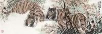 芦花深处 纸本设色 - 6313 - 中国书画 - 2011春季艺术品拍卖会 -收藏网