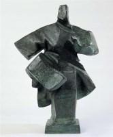 朱铭 1991年作 太极-金鸡独立 - 朱铭 - 二十世纪中国艺术 - 2007春季艺术品拍卖会 -收藏网