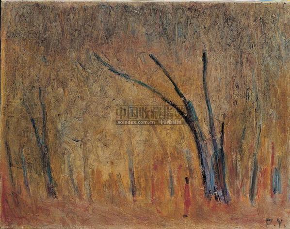 深秋 -  - 华人当代艺术 - 2007春季拍卖会 -收藏网