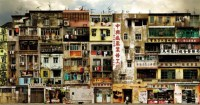 邱稳基   唐楼 -  - 中国当代艺术(二) - 2007春季拍卖会 -收藏网